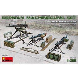 MiniArt MiniArt - Deutsches Maschinengewehr Set - 1:35