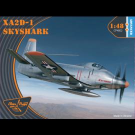 Clear Prop! Clear Prop - Douglas XA2D-1 Skyshark - 1:48