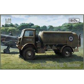 IBG Models IBG - Bedford QL Tanker - 1:35