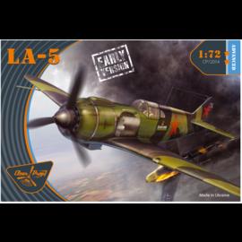 Clear Prop! Clear Prop - Lavochkin La-5 Early Version - 1:72