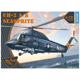 Clear Prop! Clear Prop - Kaman UH-2 A/B Seasprite - 1:72