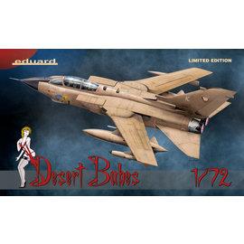"Eduard Eduard - MRCA Tornado GR.1 ""Desert Babes"" Limited Edition - 1:72"