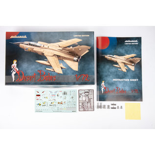 "Eduard MRCA Tornado GR.1 ""Desert Babes"" Limited Edition - 1:72"