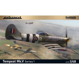 Eduard Eduard - Hawker Tempest Mk. V series 1 - Profipack - 1:48