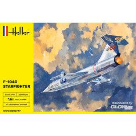 Heller Heller - Lockheed F-104G Starfighter - 1:48