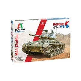 "Italeri Italeri - M-24 ""Chaffee"" Korean War - 1:35"