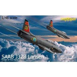 Tarangus Tarangus - SAAB J32B Lansen - 1:48
