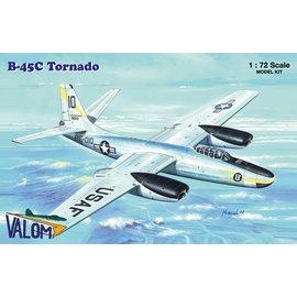 Valom Valom - North American B-45C Tornado - 1:72