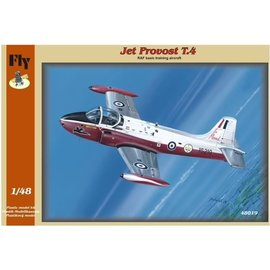 Fly Fly - Hunting Percival Jet Provost T.4 - 1:48
