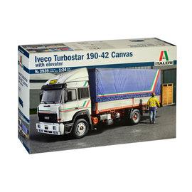 Italeri Italeri - IVECO Turbostar 190.42 Canvas Truck - 1:24