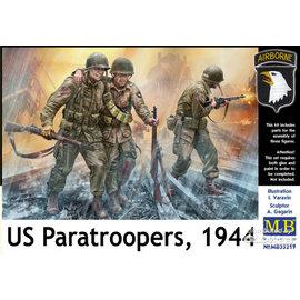 Master Box Master Box - U.S. Paratroopers, 1944 - 1:35