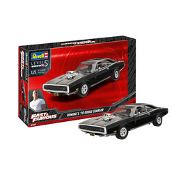 Revell Revell - Fast & Furious - Dominics 1970 Dodge Charger - 1:25