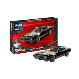 Revell Revell - Fast & Furious - Dominic's 1971 Plymouth GTX - 1:24