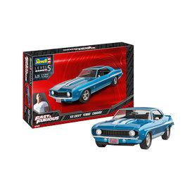 Revell Revell - Fast & Furious 1969 Chevy Camaro Yenko - 1:25