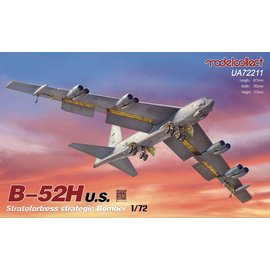 Modelcollect Modelcollect - Boeing B-52H Stratofortress - 1:72