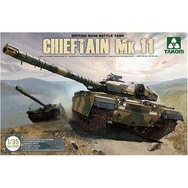 TAKOM TAKOM - British Main Battle Tank Chieftain Mk.11 - 1:35
