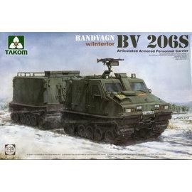 TAKOM TAKOM - Bandvagn BV 206S Articulated Armored Personnel Carrier - 1:35
