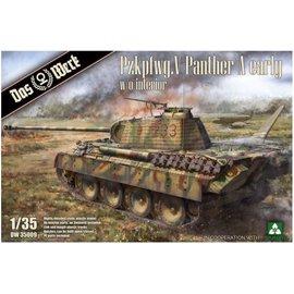 Das Werk Das Werk - Pz.Kpfw. V Sd.Kfz. 171 Panther Ausf. A (early) - 1:35