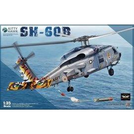 """Kitty Hawk Kitty Hawk - Sikorsky SH-60B """"Sea Hawk"""" - 1:35"""