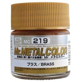 Mr. Hobby Mr. Hobby - Mr. Metal Color Brass / Messing