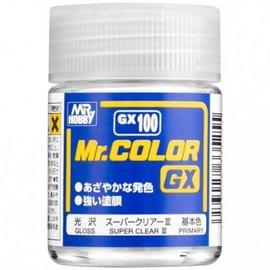 Mr. Hobby Mr. Hobby - Mr. Color GX100 Super Clear III - hochglänzender Klarlack