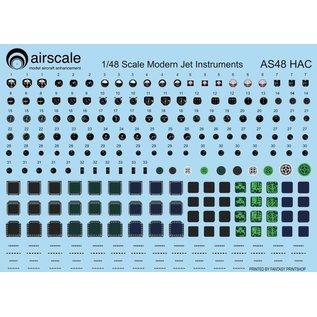 Airscale Modern Cockpit Instruments - 1:48