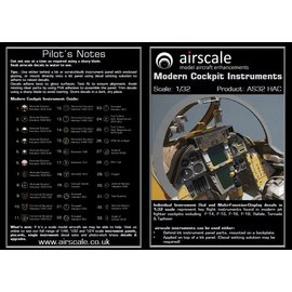 Airscale Airscale - Modern Cockpit Instruments - 1:32