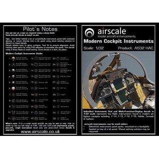 Airscale Modern Cockpit Instruments - 1:32