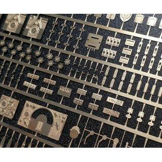 Airscale PE Cockpit Details / Etched Brass Cockpit Parts - 1:32