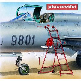 Plusmodel Plusmodel - Ladder / Einstiegsleiter MiG-21 - 1:48