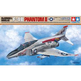 TAMIYA Tamiya - McDonnell Douglas F-4B Phantom II - 1:48