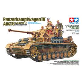 TAMIYA Tamiya - Pz.Kpfw. IV Ausf.G (early) - 1:35