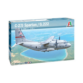 Italeri Italeri - Aeritalia G.222 / C-27J Spartan - 1:72
