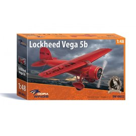 "Dora Wings Dora Wings - Lockheed Vega 5b ""Amelia Earhart - Record flights"" - 1:48"