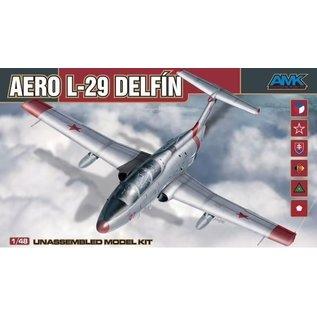 AMK - Avantgarde Model Kits Aero L-29 Delfin - 1:48
