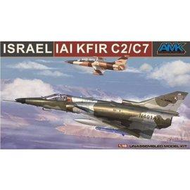 AMK - Avantgarde Model Kits AMK - IAI Kfir C2/C7 - 1:48