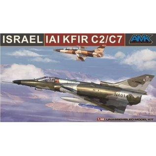 AMK - Avantgarde Model Kits IAI Kfir C2/C7 - 1:48