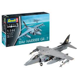 Revell Revell - BAe Harrier GR.7 - 1_144