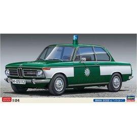 """Hasegawa Hasegawa - BMW 2002 ti """"Police Car"""" - 1:24"""