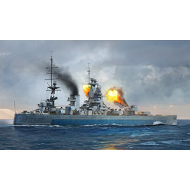 Trumpeter Trumpeter - brit. Schlachtschiff HMS Nelson (1944) - 1:700