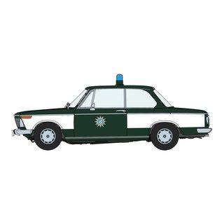 """Hasegawa BMW 2002 ti """"Police Car"""" - 1:24"""