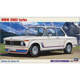 Hasegawa Hasegawa - BMW 2002 turbo - 1:24