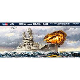 HobbyBoss HobbyBoss - amerik. Schlachtschiff USS Arizona - 1:700