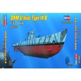 HobbyBoss HobbyBoss - dt. Unterseeboot Typ IX B - 1:700