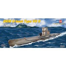HobbyBoss HobbyBoss - dt. Unterseeboot Typ VII C - 1:700