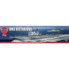 Airfix Airfix - brit. Flugzeugträger HMS Victorious - Vintage Classics - 1:600