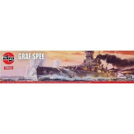 Airfix Airfix - dt. Panzerschiff Admiral Graf Spee - Vintage Classics - 1:600