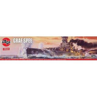 Airfix dt. Panzerschiff Admiral Graf Spee - Vintage Classics - 1:600