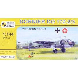 Mark I. Mark I. - Dornier Do 17Z-2/3 Western Front (4 x Camo) - 1:144