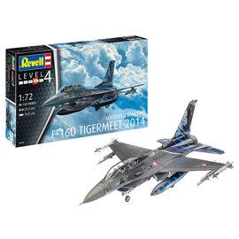 Revell Revell - Lockheed Martin F-16D Tigermeet 2014 - 1:72